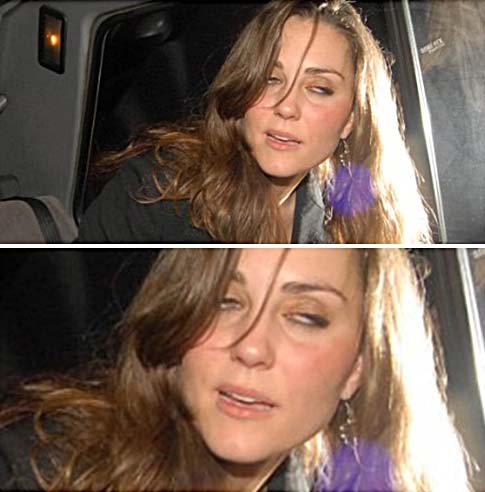 Kate-middleton-taxi-eyes-shut