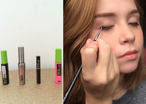 10 Beauty Hacks - #6 Make Your Own Eye Liner @ 10GoneViral.com