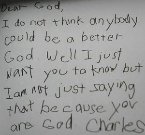 2. No Better God - 12 Adorable Dear God Letters