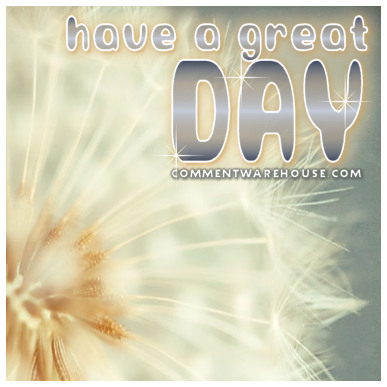 Have a great day | Good Day Graphics