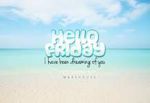 Hello Friday. I have been dreaming of you | Friday Graphics | Days of the Week Graphics
