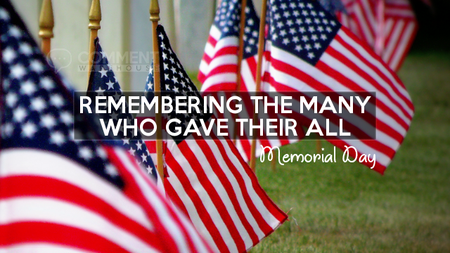 Remembering the many who gave their all | Memorial Day Graphics | US Holiday Graphics