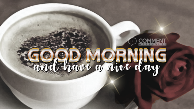 Good Morning and Have A Nice Day | Good Morning Comments & Graphics