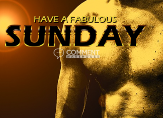 Have a fabulous Sunday | Sunday Comments & Graphics