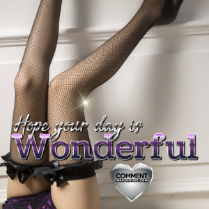 Hope Your Day is Wonderful | Good Day comments and Graphics
