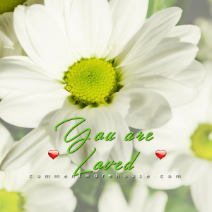 You are loved | Compliment Images and Graphics