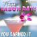 Happy Labor Day. You Earned it | Labor Day Graphics & Images