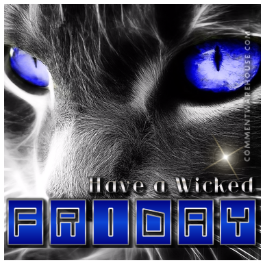 Have a Wicked Friday | Friday Images
