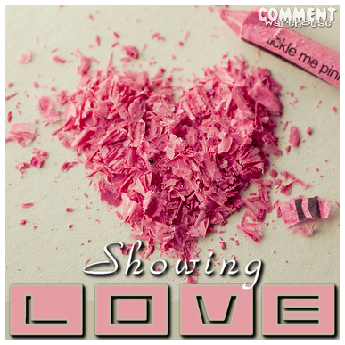 Showing Love Crayon Heart | Love Graphic, Pics, Images, Greetings