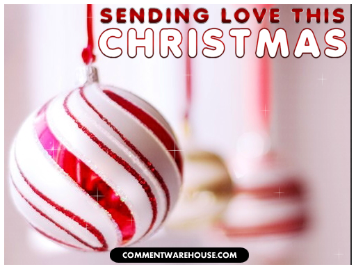 Sending Love This Christmas