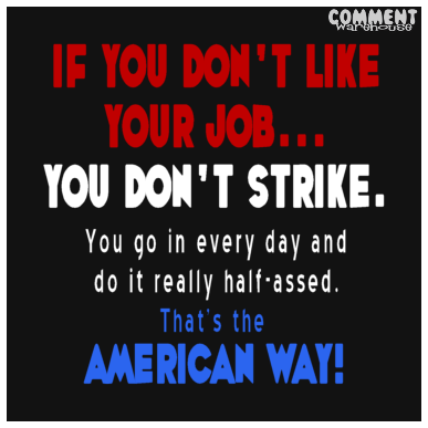 If You Don't Like Your Job