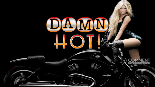 Damn Hot | Frisky Comments & Graphics