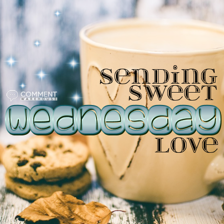 Sending Sweet Wednesday Love