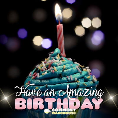 Have an Amazing Birthday | Happy Birthday Greetings and Messages