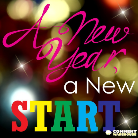A new year, a new start