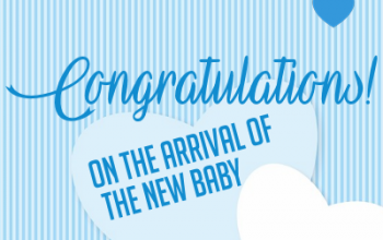 Congratulations on the arrival of the new baby! | Congratulations messages & greetings