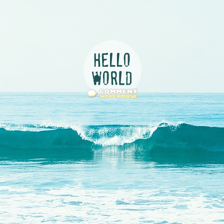 Hello World | Hello Greetings, Images, Graphics, Messages