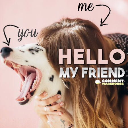 Hello, my friend. | Hello Graphics, Images, Pics, Greetings