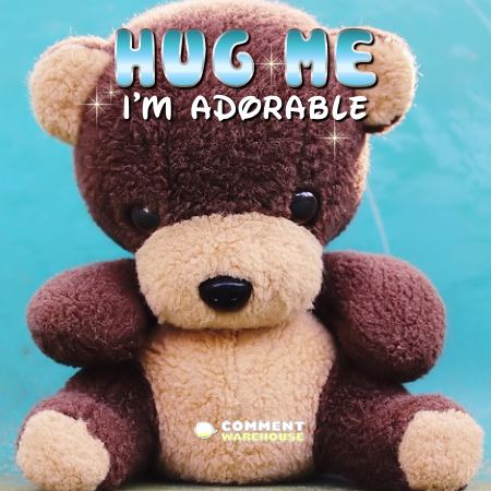 Hug me, I'm adorable. | Cute Hug Graphics, Greetings, Images, Pics, CommentsAC